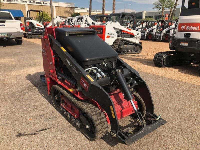 Toro TX525 Compact Loader-Stand On For Sale