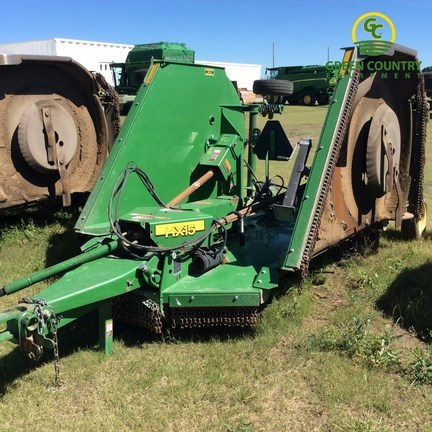 Photos of 2017 John Deere HX15 Rotary Cutter For Sale