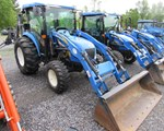 Tractor For Sale: 2008 New Holland T2420
