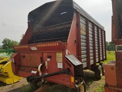 Forage Blower For Sale 1996 H & S Twin Auger