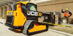 Crawler Loader For Sale 2019 JCB 3TS-8T NA PB TRACKED TELESKID
