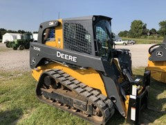 Skid Steer-Track For Sale 2015 John Deere 329E
