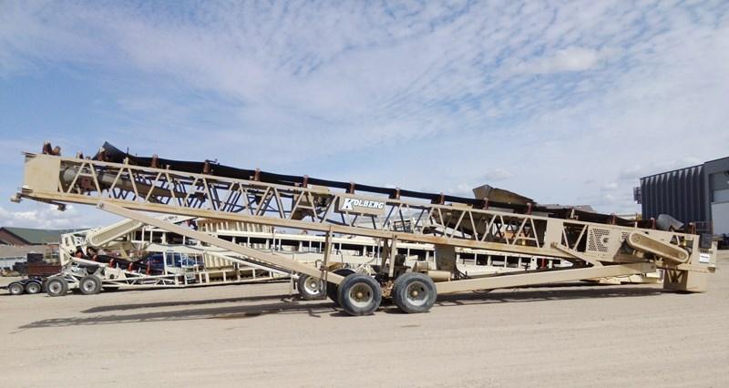 1999 KPI-JCI 31-30105 Conveyor - Stacking For Sale