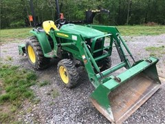 Tractor For Sale 2011 John Deere 3032E , 31 HP