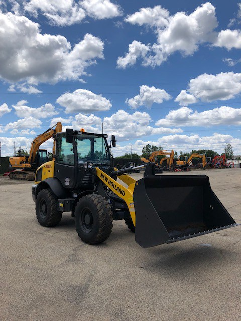 2019 New Holland W80C Wheel Loader For Sale