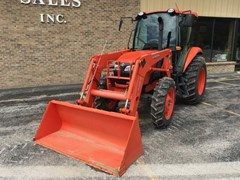 Tractor For Sale 2016 Kubota M6060HDC