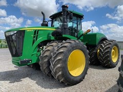 Tractor For Sale 2015 John Deere 9520R