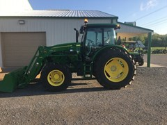 Tractor For Sale 2018 John Deere 6105E , 105 HP