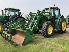 Tractor For Sale 2007 John Deere 7520 , 125 HP