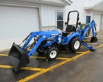 Tractor For Sale: 2017 New Holland Boomer 24, 24 HP