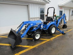 Tractor For Sale:  2017 New Holland Boomer 24 , 24 HP