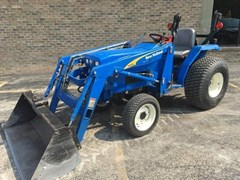 Tractor For Sale:  2008 New Holland T1510 9X3