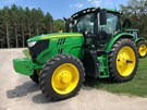 Tractor For Sale:  2016 John Deere 6155R , 155 HP