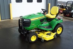 Riding Mower For Sale 2013 John Deere X754 , 24 HP