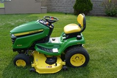 Riding Mower For Sale 2018 John Deere X394 , 22 HP