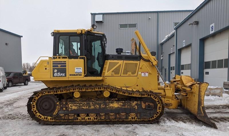 2015 Komatsu D65PX-18 Crawler Tractor For Sale