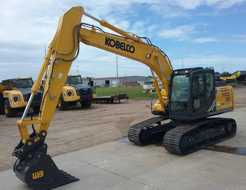 2019 Kobelco SK170LC-10 Excavator For Sale