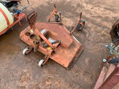 Finishing Mower For Sale Kubota K-348-7