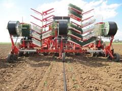 Planter For Sale 2019 Checchi & Magli Hemp transplanter Irrigation Kit