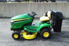 Riding Mower For Sale 2015 John Deere X310 , 18 HP