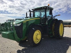 Tractor - Row Crop For Sale 2017 John Deere 8245R , 245 HP