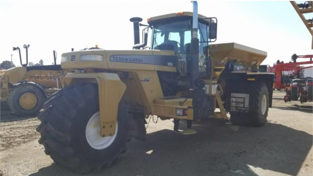 2003 Ag-Chem Terra Gator 8103 Floater/High Clearance Spreader For Sale