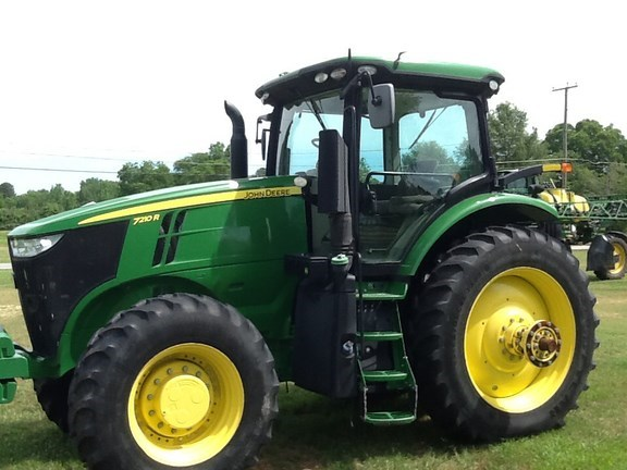 John Deere 7210R Tractor For Sale