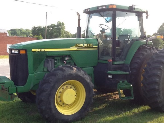 John Deere 8410 Tractor - Row Crop For Sale