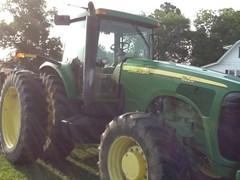 Tractor For Sale John Deere 8220 , 190 HP