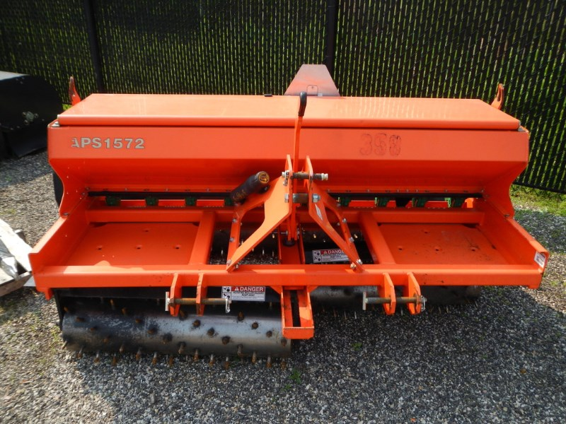 2016 Land Pride APS1572 Attachment