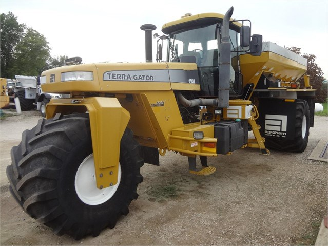 2005 Ag Chem 6103 Floater/High Clearance Spreader For Sale
