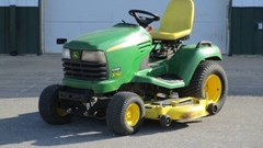 Riding Mower For Sale 2007 John Deere X740 , 24 HP