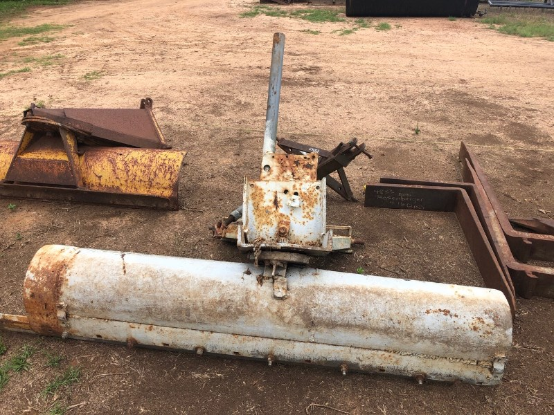 Custom  Blade Rear-3 Point Hitch For Sale