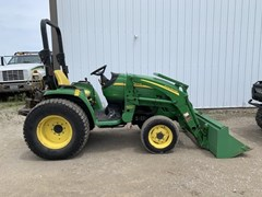 Tractor For Sale 2009 John Deere 3720 , 44 HP