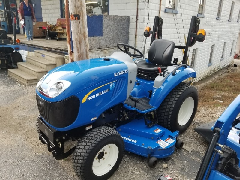 2014 New Holland BOOMER 25 Tractor - Compact For Sale