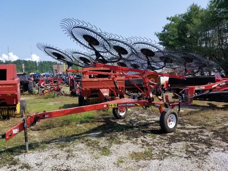 2015 H & S BF12 Hay Rake-Wheel For Sale