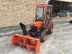 Tractor For Sale 1993 Kubota B7100HSD