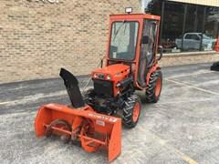 Tractor For Sale:  1993 Kubota B7100HSD