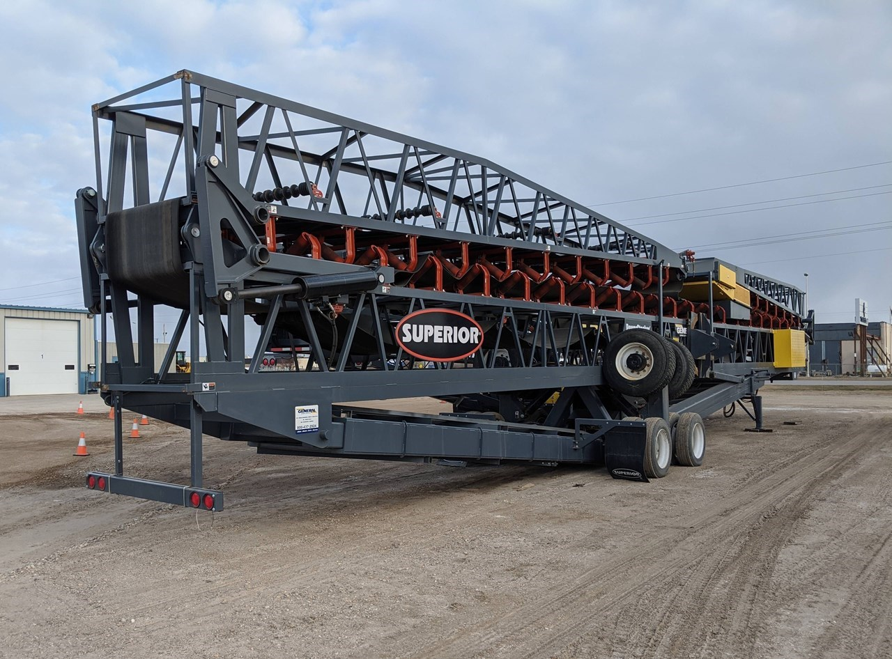 2019 Superior 42X150PS Conveyor - Stacking For Sale