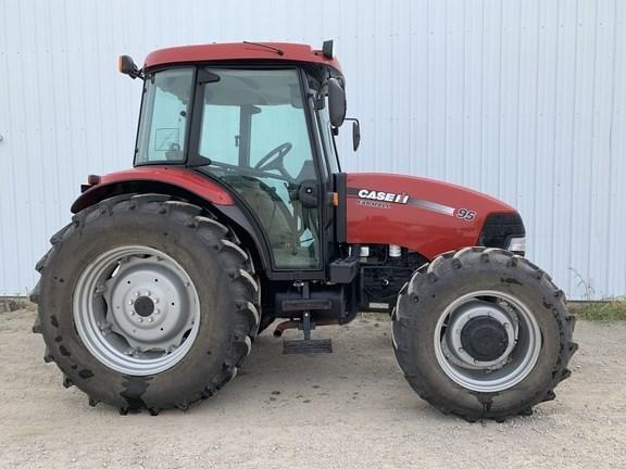 2010 Case IH FARMALL 95 Tractor For Sale