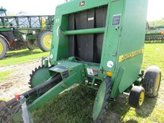 Baler-Round For Sale 1997 John Deere 446
