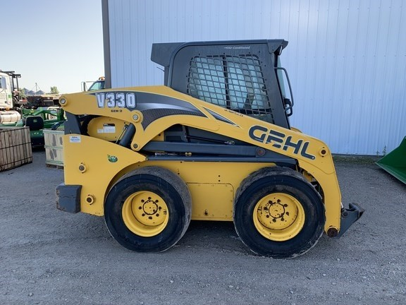 2016 Gehl V330 Skid Steer For Sale