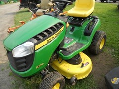 Lawn Mower For Sale 2017 John Deere E100 , 17 HP