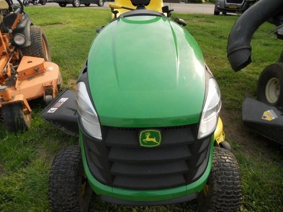 Photos of 2017 John Deere E100 Lawn Mower For Sale » LandPro