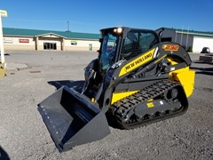 Skid Steer-Track For Sale 2019 New Holland C232 , 74 HP