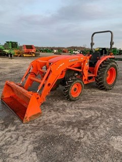 Tractor For Sale 2012 Kubota L4600 , 46 HP