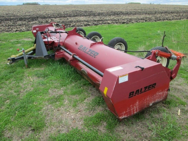 Balzer 2000 Stalk Chopper For Sale