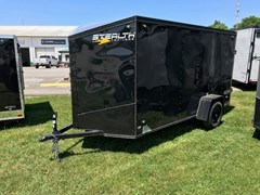 Cargo Trailer For Sale 2020 Stealth MUSTANG 6X12SA