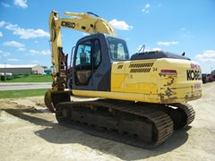 Excavator-Track For Sale 2007 Kobelco SK170 , 121 HP