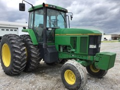 Tractor For Sale 1993 John Deere 7800 , 145 HP